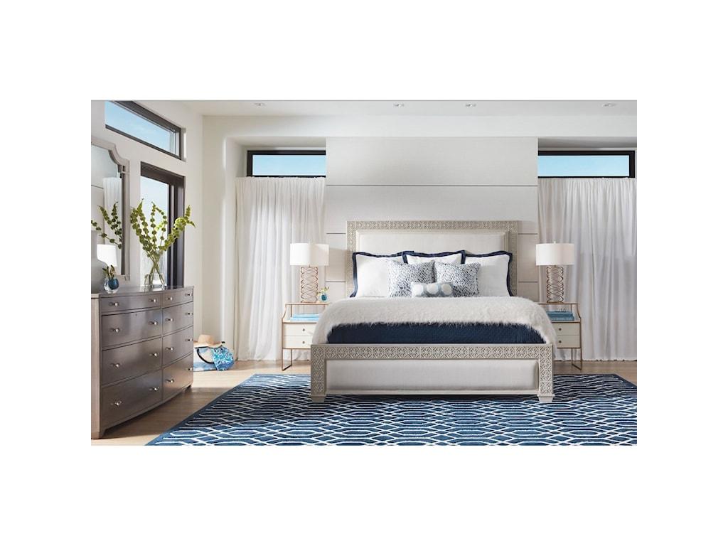 Stanley Furniture LatitudeCalifornia King Panel Bed