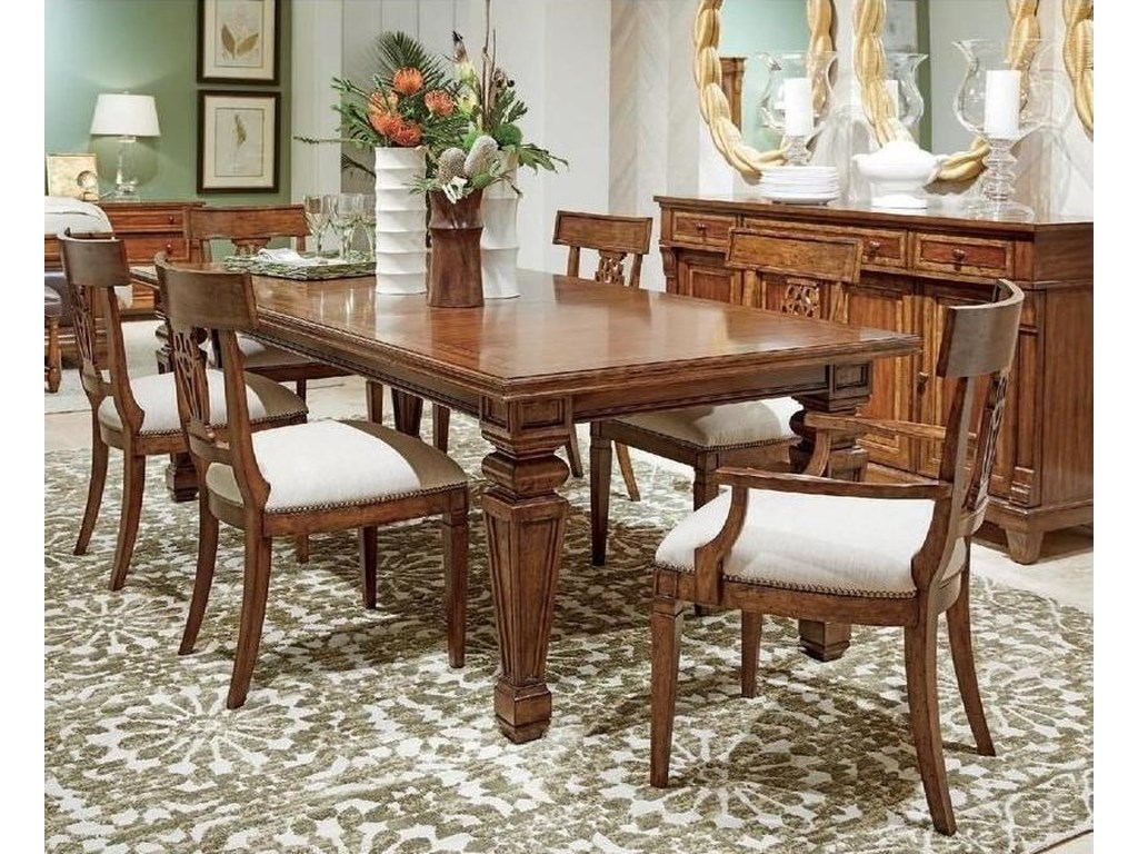 Stanley Furniture Old TownDining Room Group