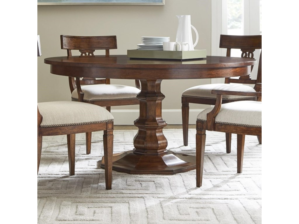 Stanley Furniture Old Town60 Inch Round Dining Table