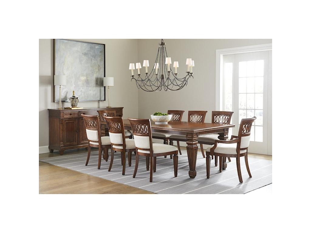 Stanley Furniture Old TownRectangular Dining Table