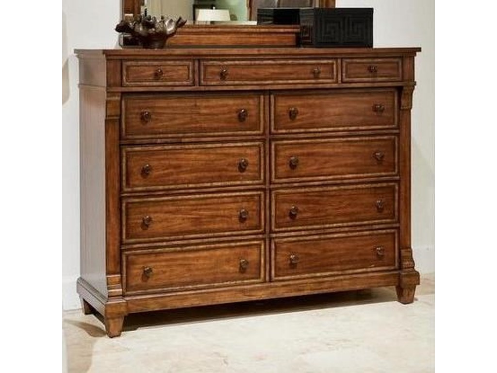 Stanley Furniture Old TownDressing Chest