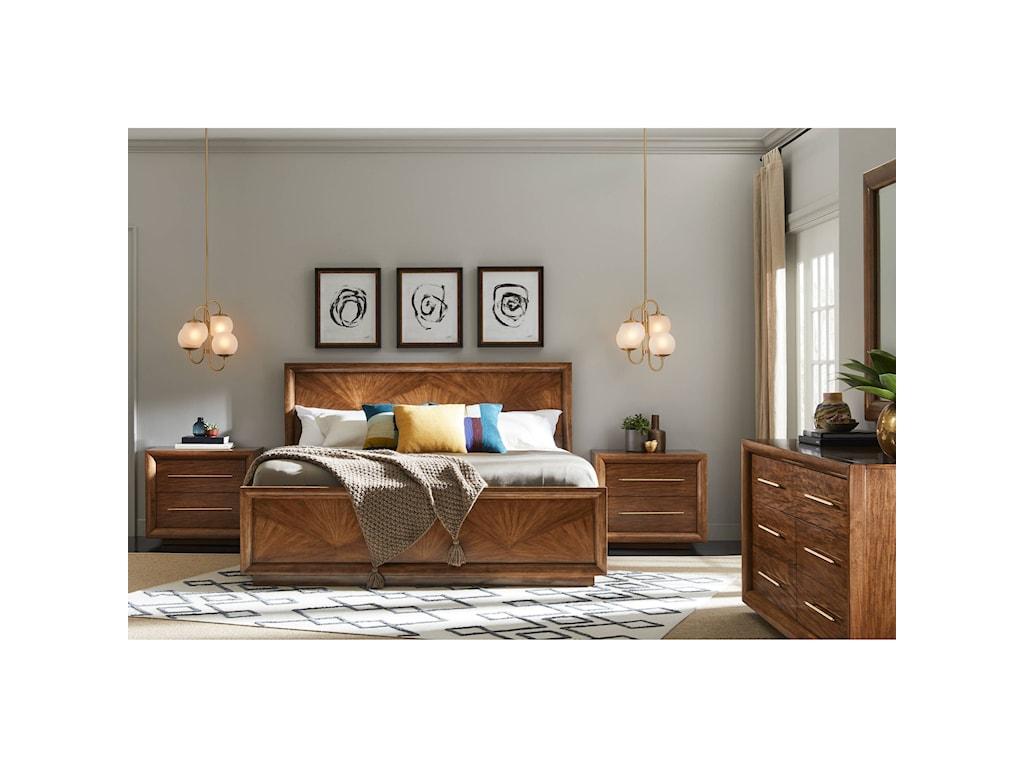 Stanley Furniture PanavistaQueen Bedroom Group