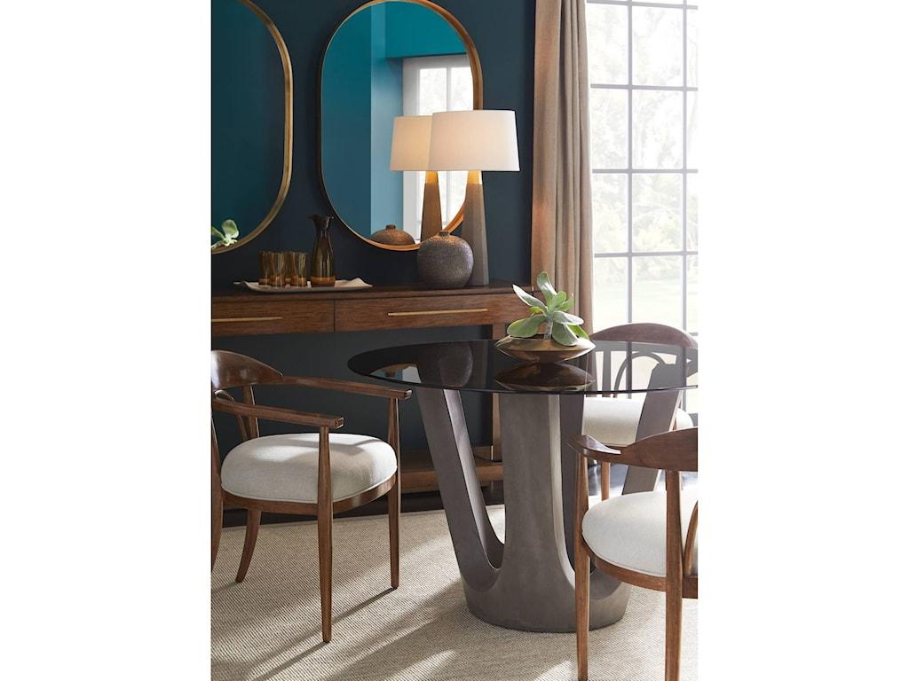 Stanley Furniture PanavistaFloating Parsons Sideboard