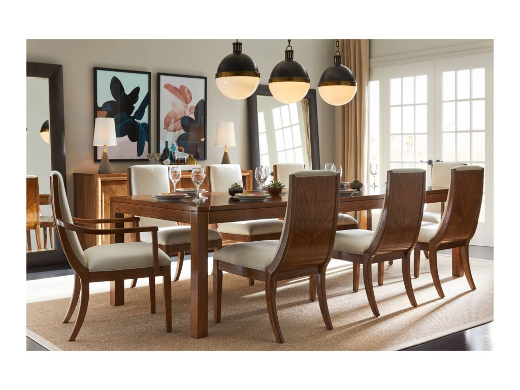 Stanley Furniture PanavistaArchetype Dining Table