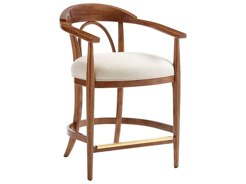 Stanley Furniture PanavistaStudio Counter Stool