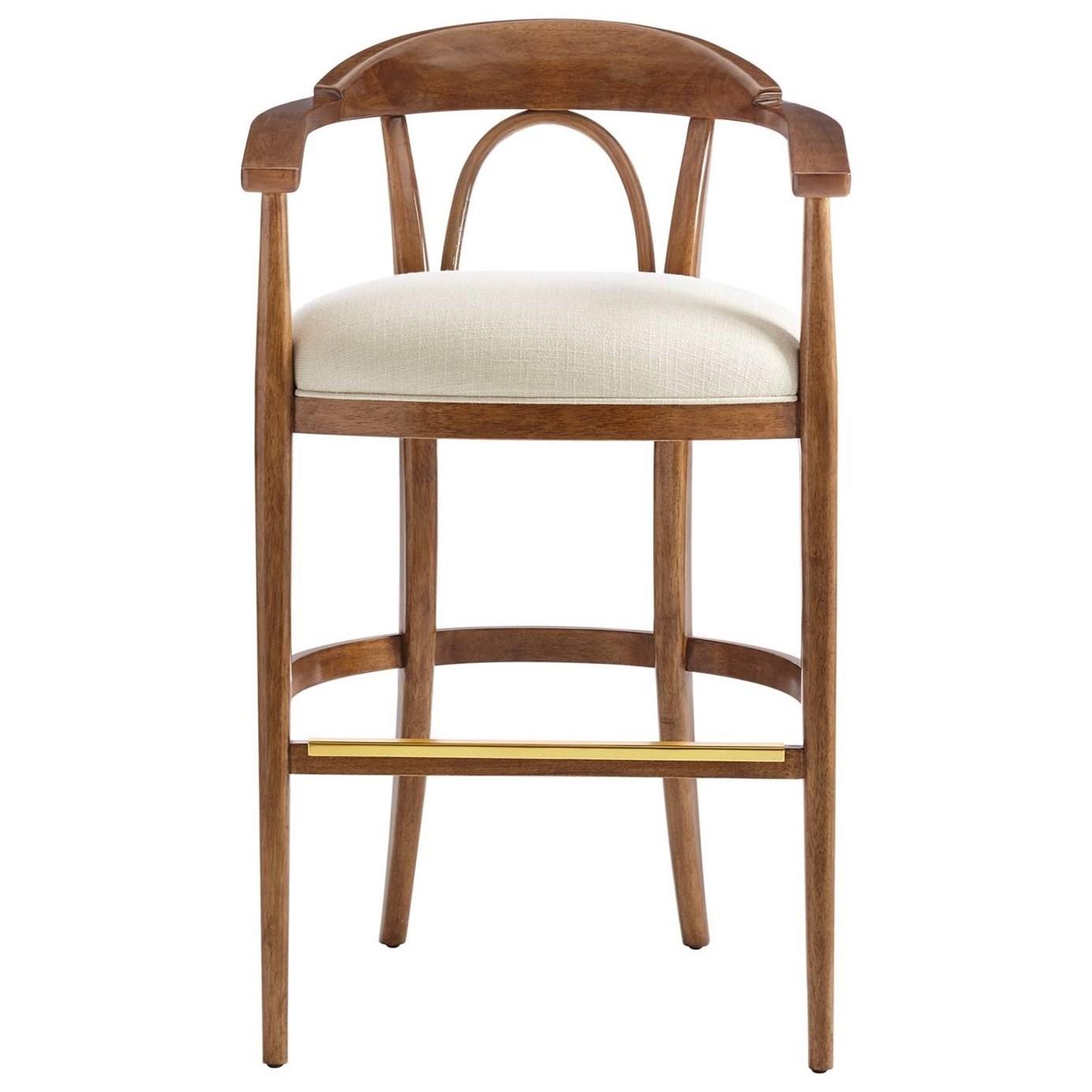 Genial Stanley Furniture PanavistaStudio Barstool ...