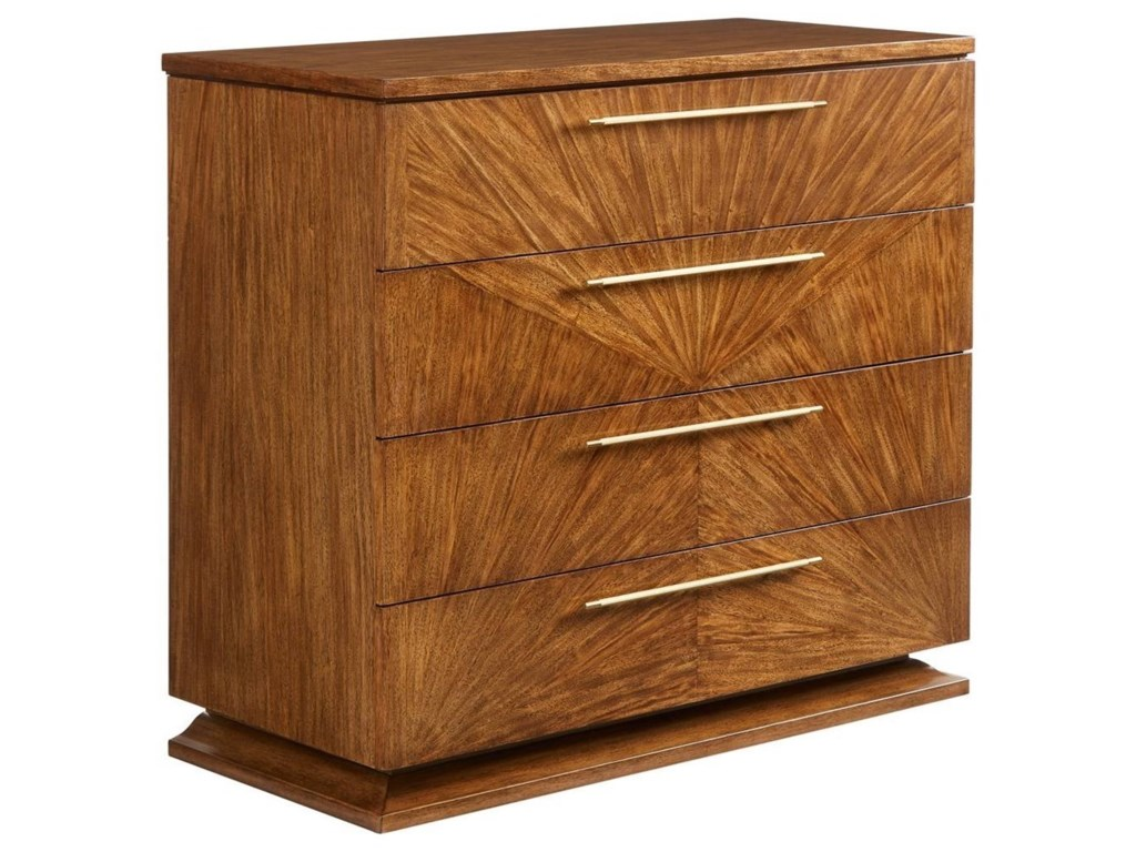 Stanley Furniture PanavistaMadagascar Media Chest