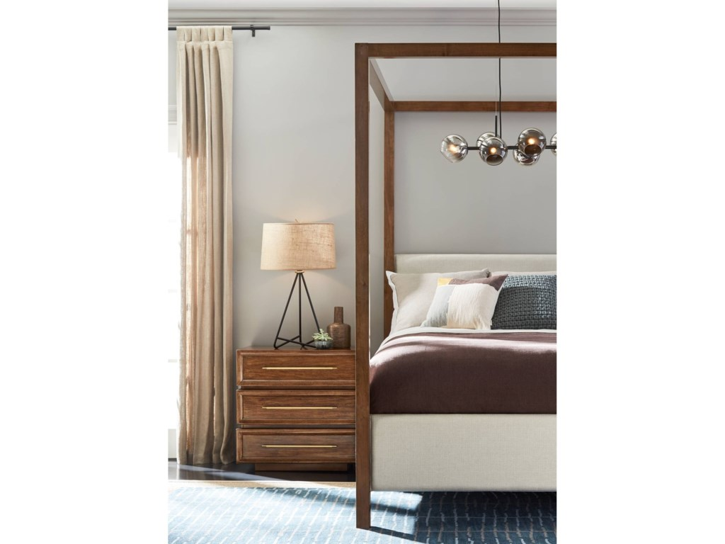 Stanley Furniture PanavistaKing Archetype Canopy Bed