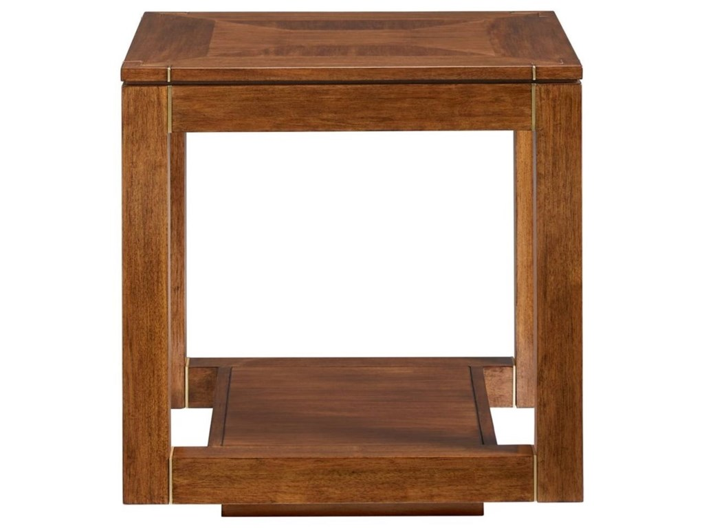 Stanley Furniture PanavistaFloating Parsons End Table