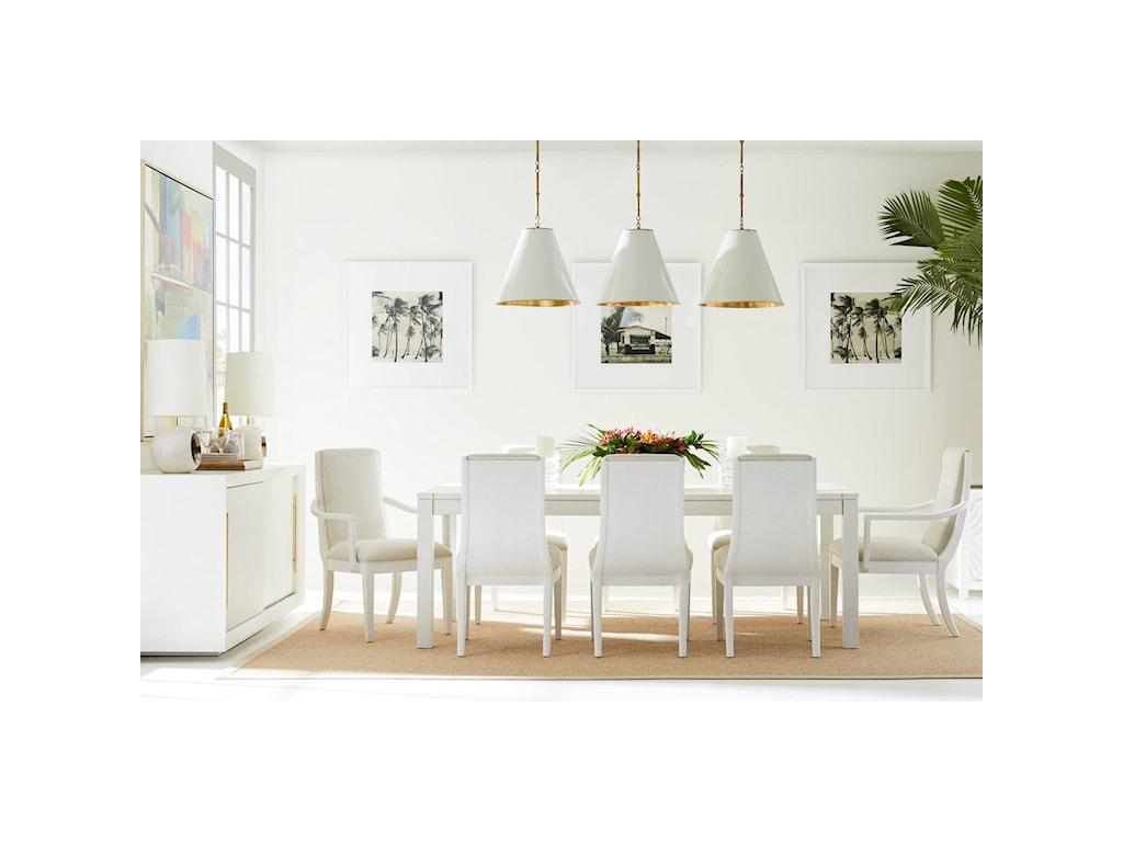 Stanley Furniture PanavistaFormal Dining Room Group