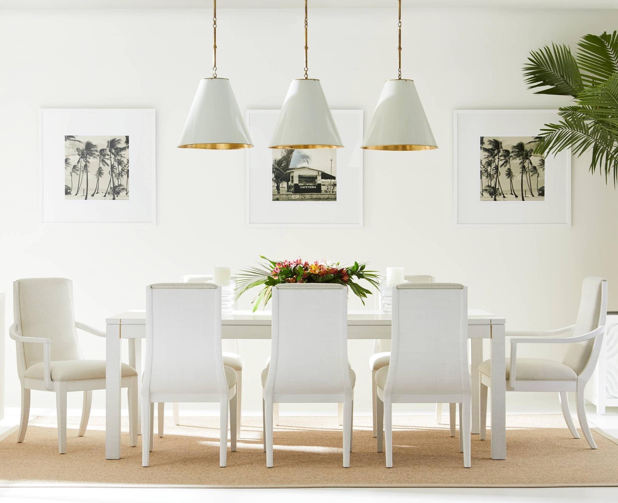 Stanley Furniture Panavista9 Piece Archetype Dining Table Set ...