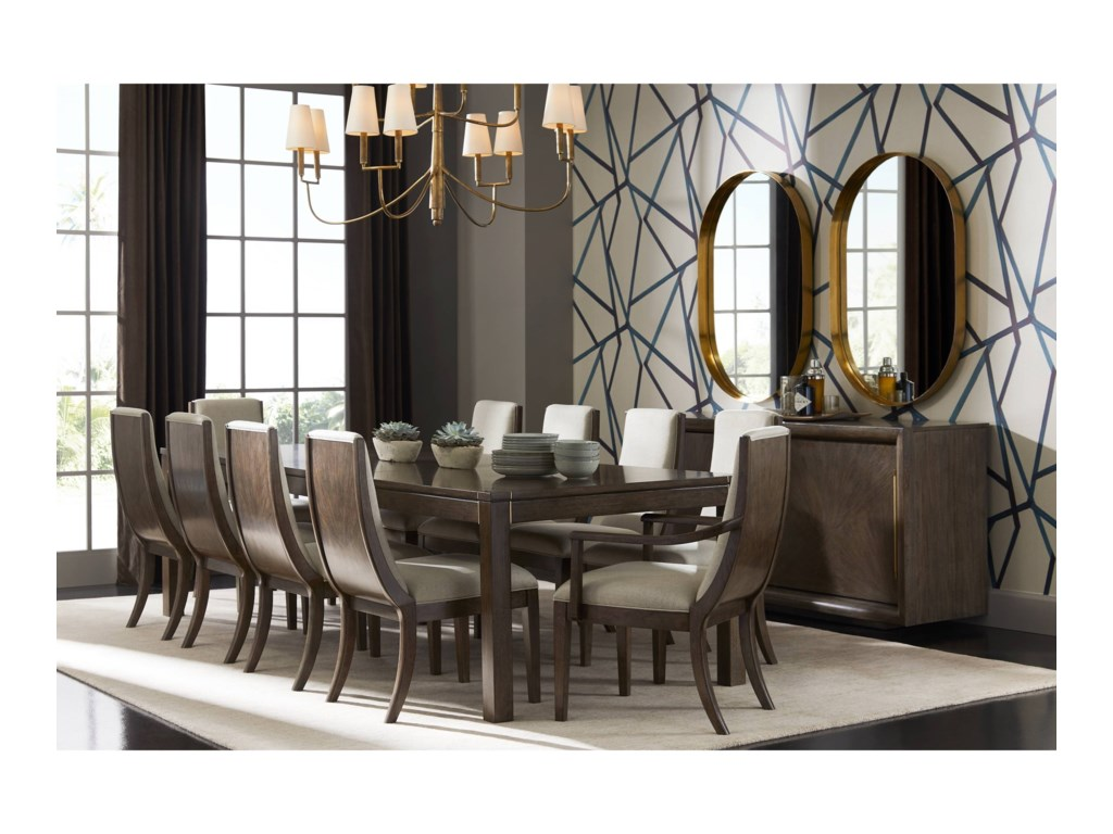 Stanley Furniture PanavistaFormal Dining Room Group