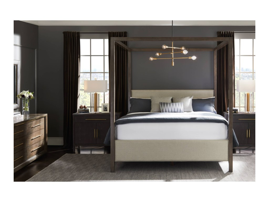 Stanley Furniture PanavistaKing Bedroom Group