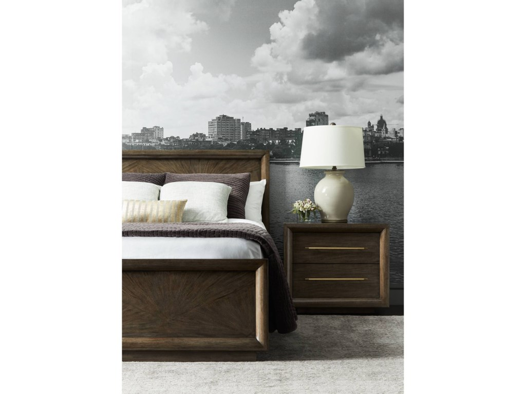 Stanley Furniture PanavistaQueen Bedroom Group