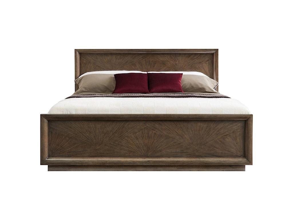 Stanley Furniture PanavistaKing Panorama Panel Bed