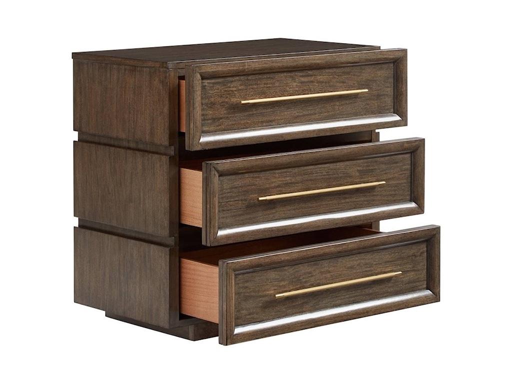 Stanley Furniture PanavistaTriptych Nightstand