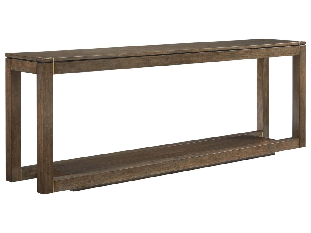 Stanley Furniture PanavistaFloating Parsons Console Table