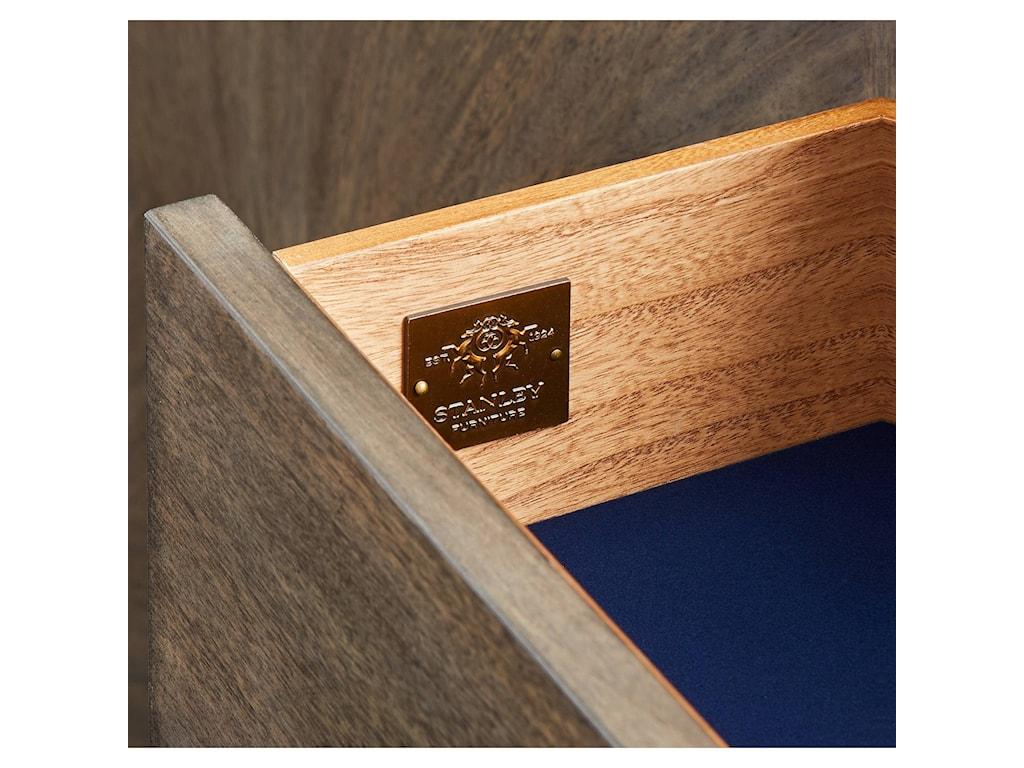 Stanley Furniture PanavistaArchetype Bachelor's Cabinet