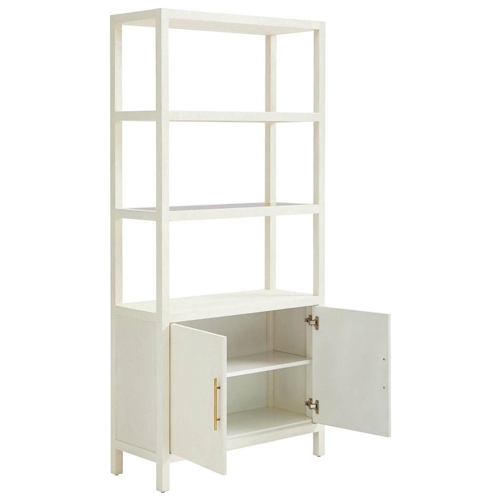 Stanley Furniture Panavista 704 65 18 Archetype Bookcase With