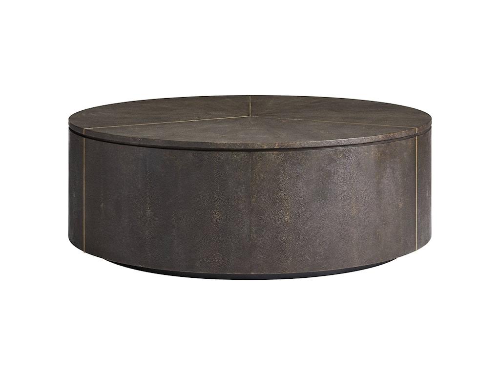 Stanley Furniture PanavistaSundial Cocktail Table