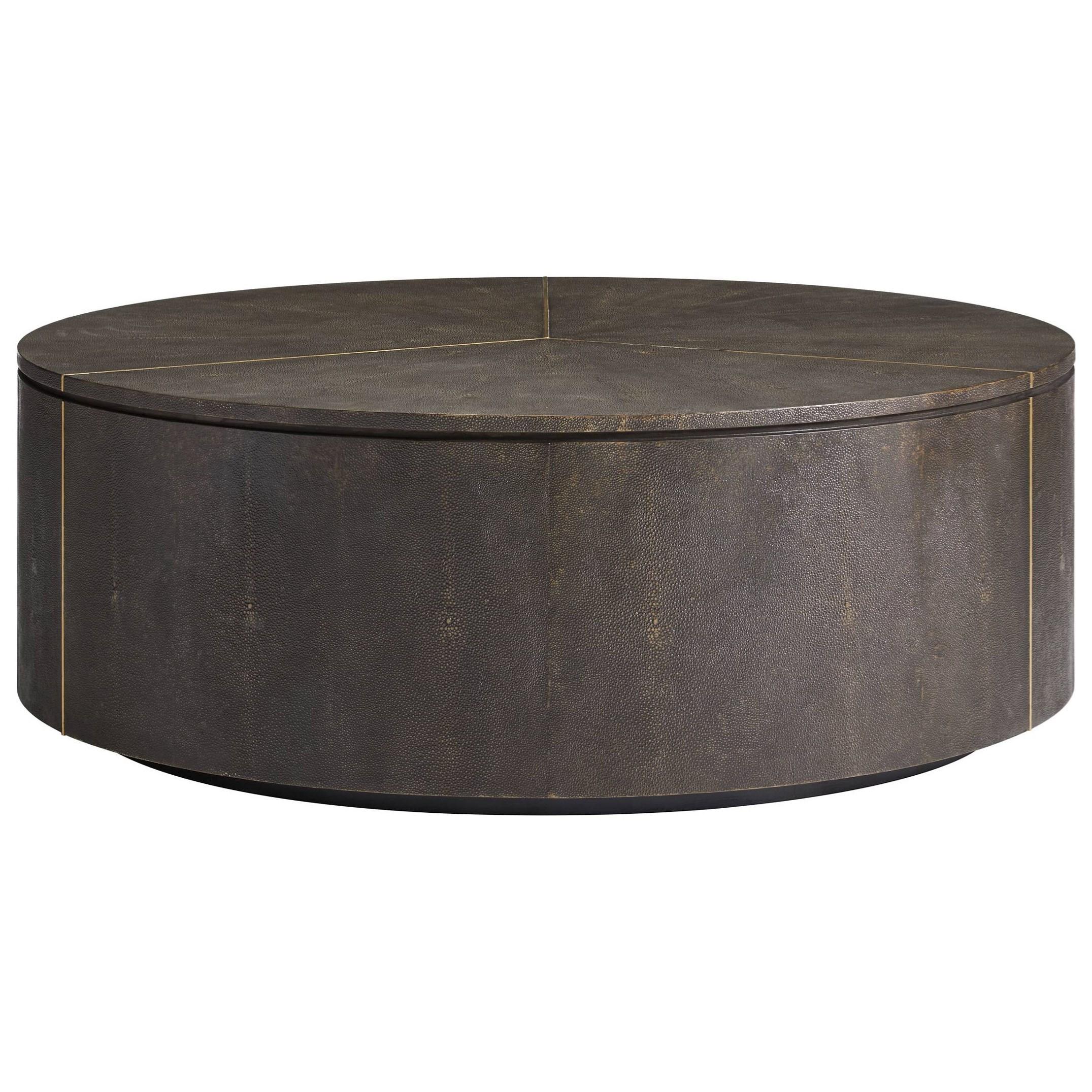 Stanley Furniture PanavistaSundial Cocktail Table ...