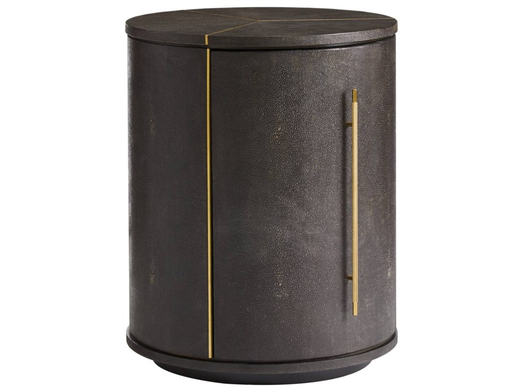 Stanley Furniture PanavistaSundial Drum Table