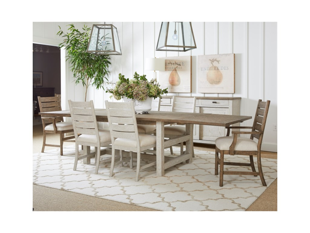 Stanley Furniture PorticoFormal Dining Room Group