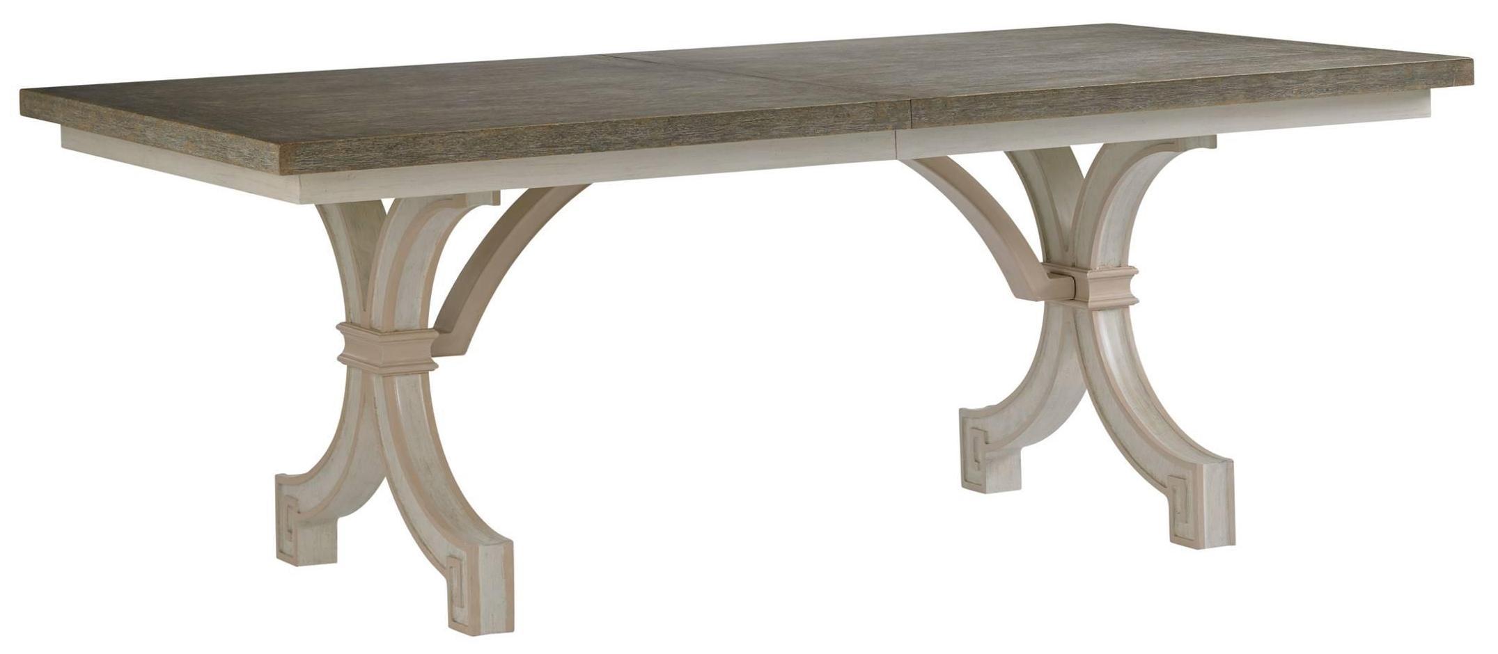Stanley Furniture PreserveSt. Helena Trestle Table ...
