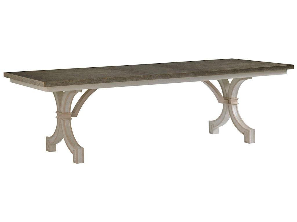 Stanley Furniture PreserveSt. Helena Trestle Table