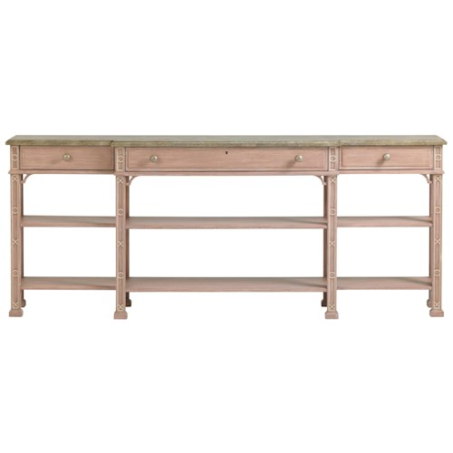 Stanley Furniture Preserve Brighton Sofa Table