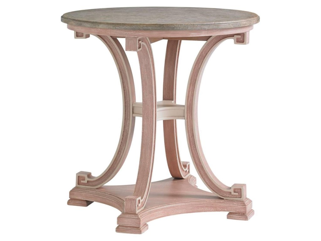 Stanley Furniture PreserveMyrtle Lamp Table