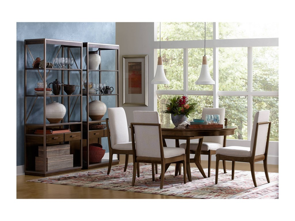 Stanley Furniture Santa Clara Casual Dining Room Group - Becker ...