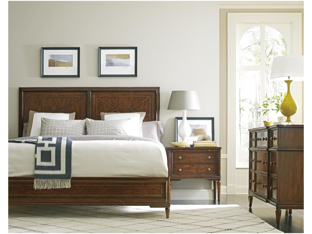 Shown with Wood Bed and Dresser