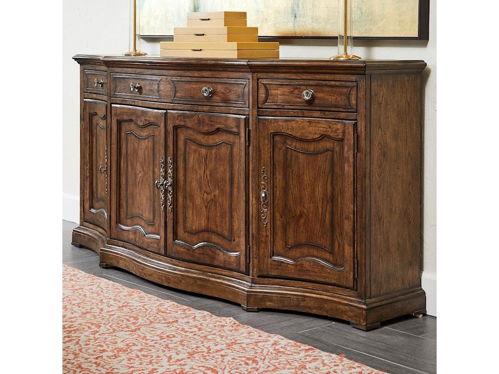 Stanley Furniture ThoroughbredChurchhill Buffet