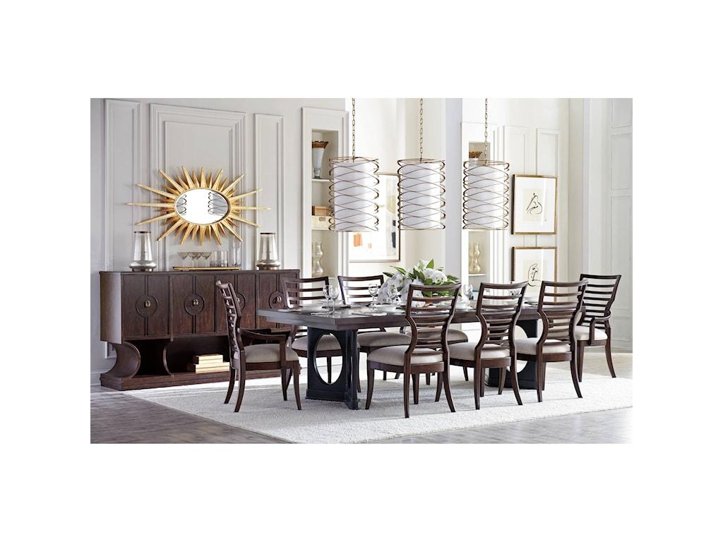 Stanley Furniture VirageFormal Dining Room Group