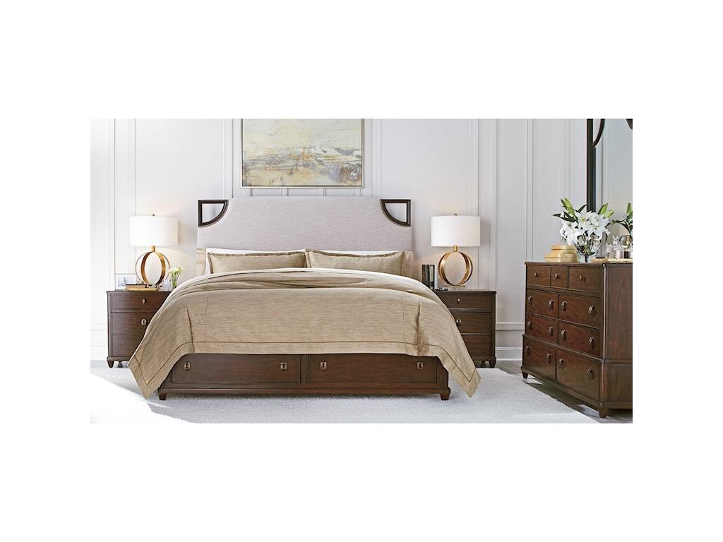 Stanley Furniture VirageKing Bedroom Group