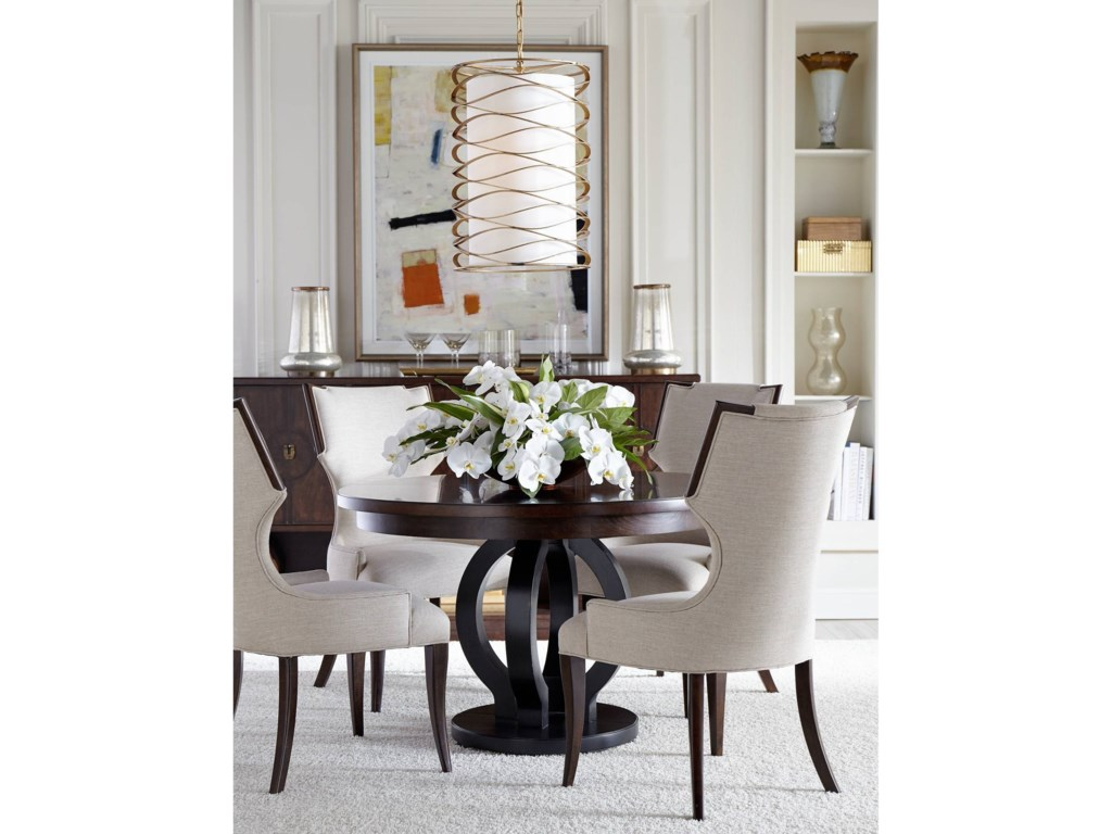 Stanley Furniture VirageRound Dining Table
