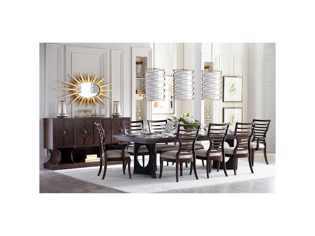 Stanley Furniture VirageWood Side Chair