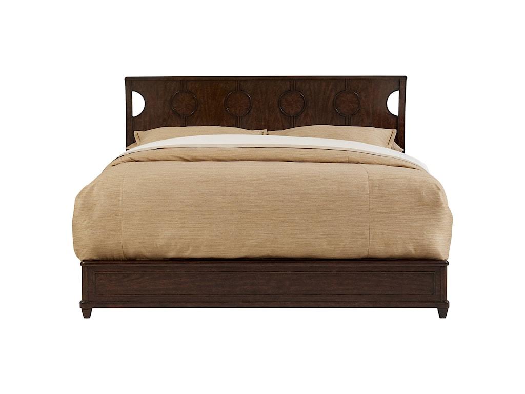 Stanley Furniture VirageQueen Panel Bed