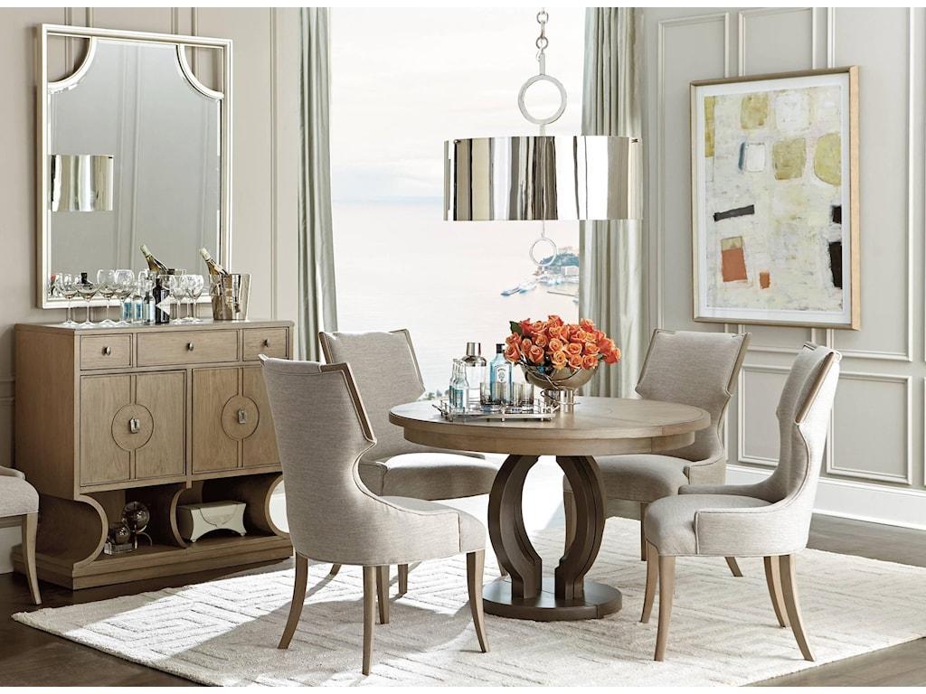 Stanley Furniture Virage Formal Dining Room Group