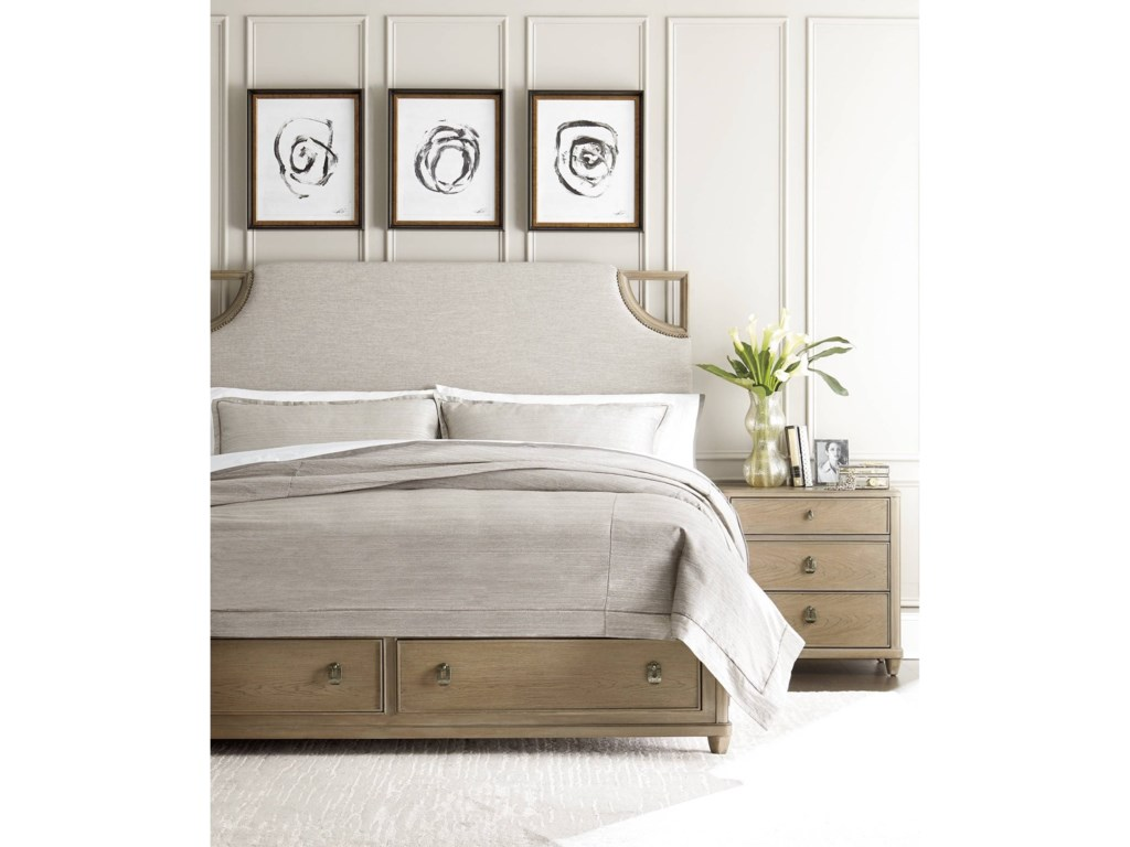 Stanley Furniture VirageKing Bedroom Group