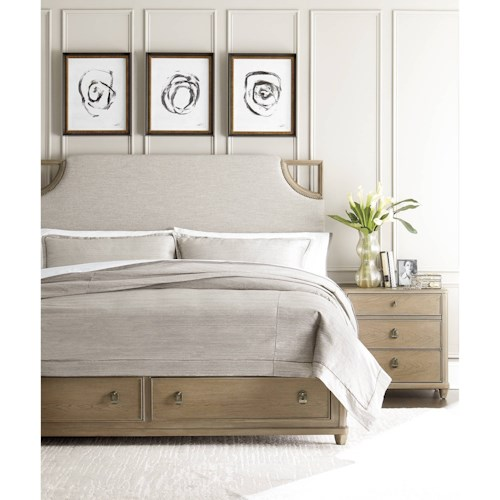 Stanley Furniture Virage King Bedroom Group