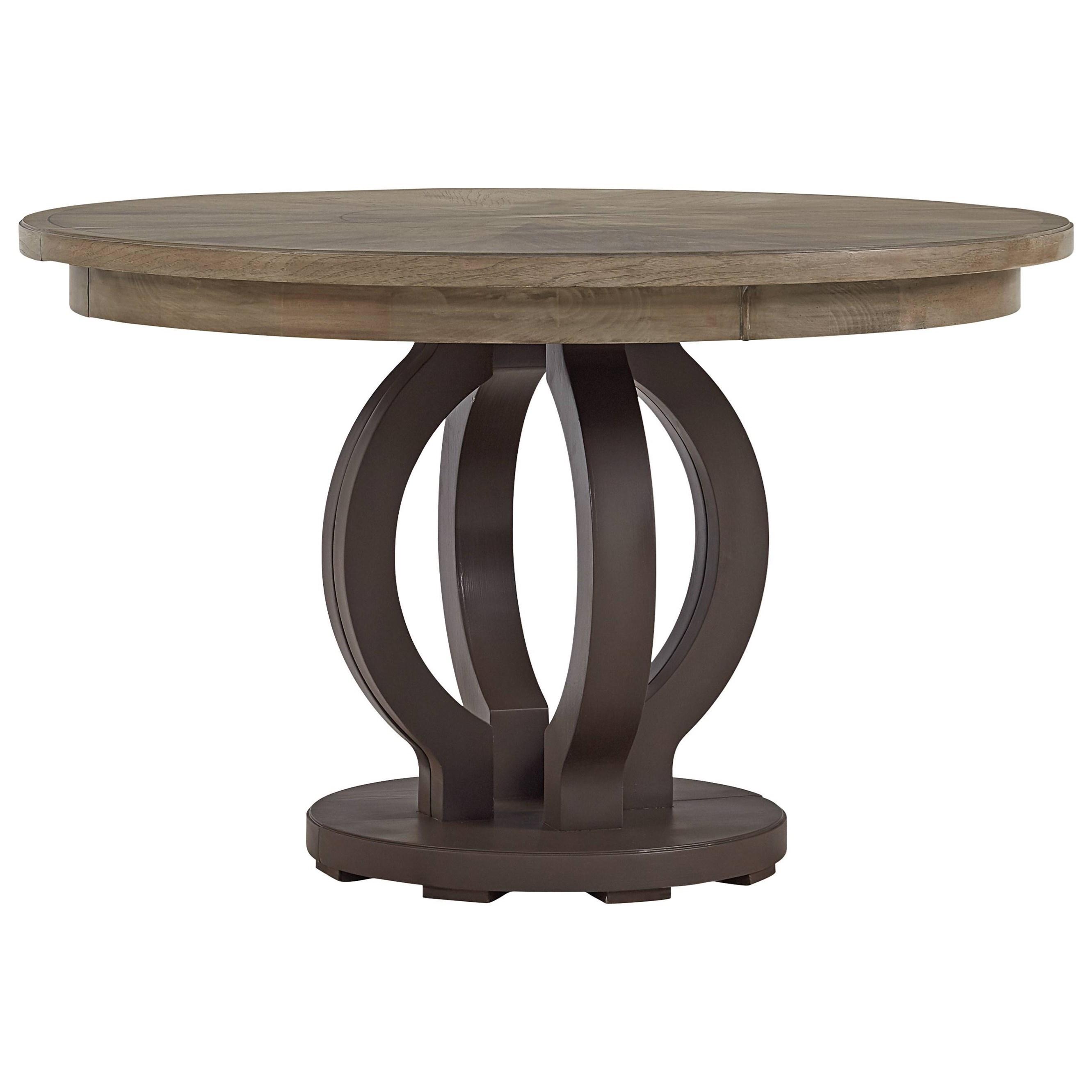 ... Stanley Furniture Virage5-Piece Round Dining Table Set ...  sc 1 st  Baer\u0027s Furniture & Stanley Furniture Virage 5-Piece Round Dining Table Set   Baer\u0027s ...