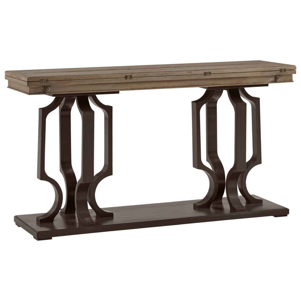 Stanley Furniture Virage 696 65 05 Flip Top Console Table Baer S