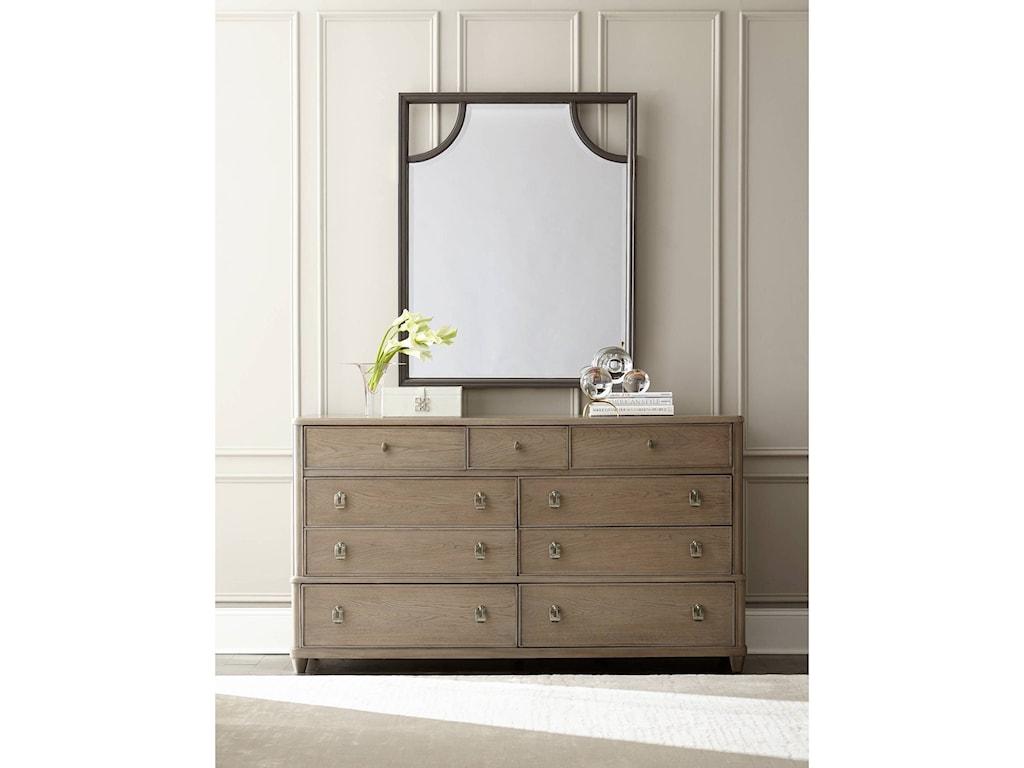Stanley Furniture ViragePortrait Mirror
