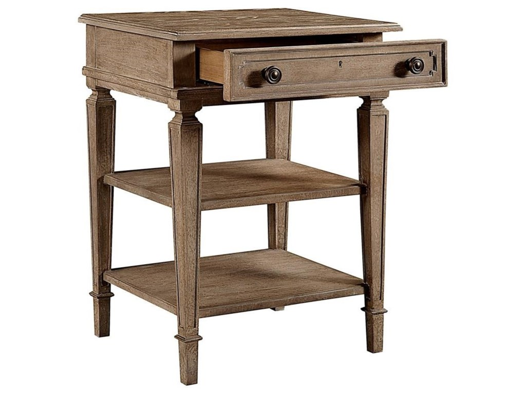 Stanley Furniture Wethersfield EstateTelephone Table