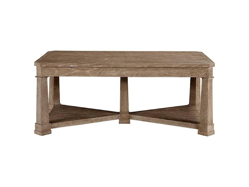 Stanley Furniture Wethersfield EstateCocktail Table
