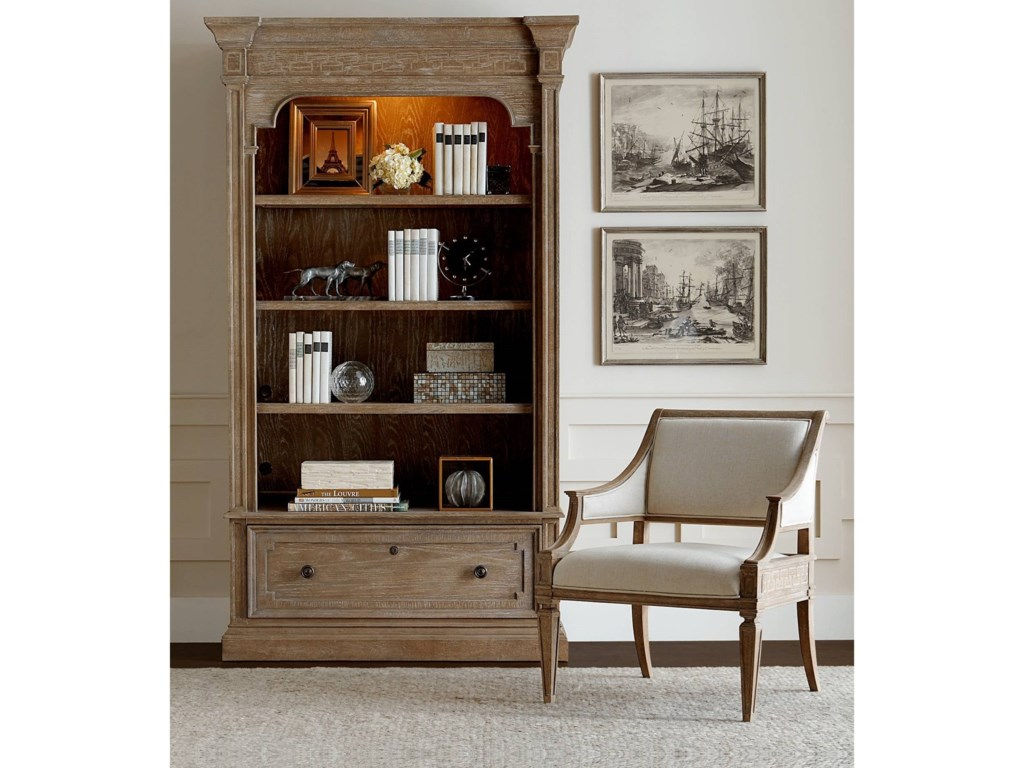 Stanley Furniture Wethersfield EstateLateral File Bookcase