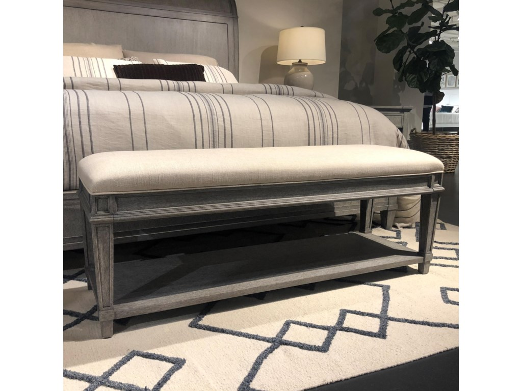 Stanley Furniture WillowBed End Bench