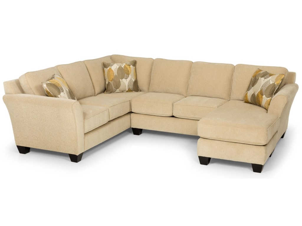 Sunset Home 184Sectional Sofa